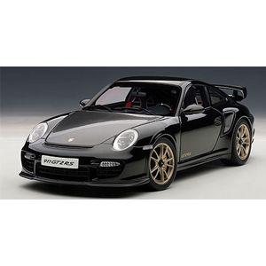 1/18 ポルシェ 911 (997) GT2 RS (ブラック)【77962】 オートアート