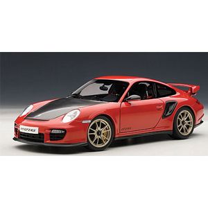 1/18 ボルシェ 911 (997) GT2 RS (レッド)【77964】 オートアート