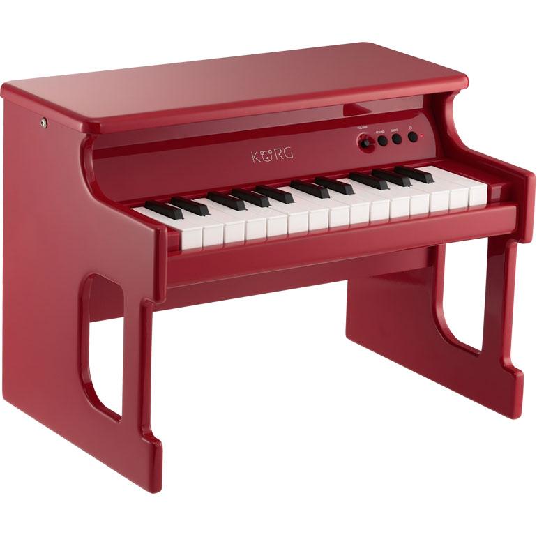 TINY PIANO-RD コルグ 25鍵ミニピアノ(レッド) KORG tiny PIANO