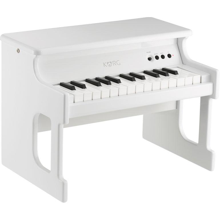 TINY PIANO-WH コルグ 25鍵ミニピアノ(ホワイト) KORG tiny PIANO