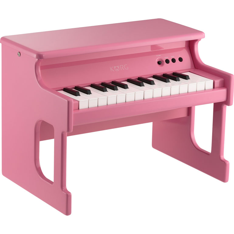 TINY PIANO-PK コルグ 25鍵ミニピアノ(ピンク) KORG tiny PIANO