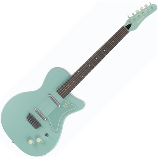 56 SINGLE CUTAWAY AQ ダンエレクトロ エレキギター(アクア) Danelectro