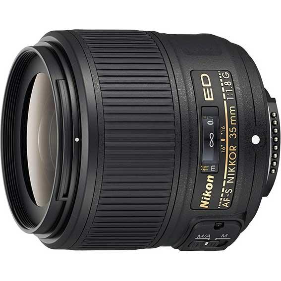 AFS35/1.8G ニコン AF-S NIKKOR 35mm f/1.8G ED ※FXフォーマット用レンズ