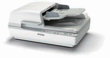 DS-7500 エプソン A4フラットベッドスキャナー