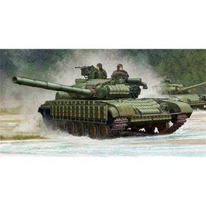 1/35 ソビエト軍 T-64BV 主力戦車 Mod.1985【05522】 トランペッター