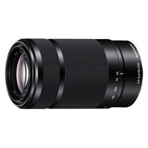 SEL55210-B ソニー E 55-210mm F4.5-6.3 OSS(ブラック) ※Eマウント用レンズ(APS-Cサイズ用)