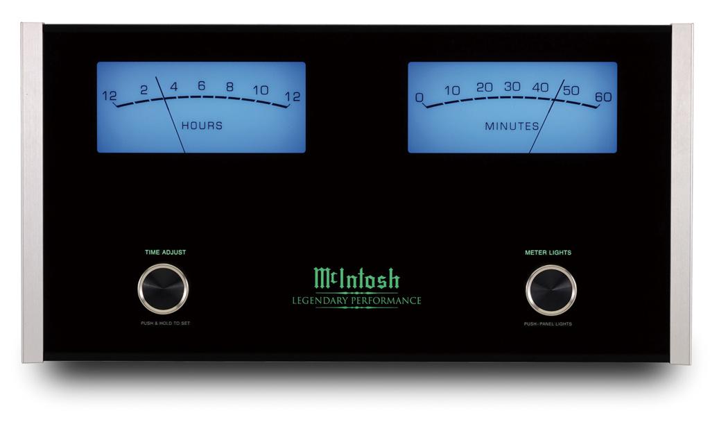 MCLK-12 マッキントッシュ アナログ置時計【McIntoshデザイン】 McIntosh