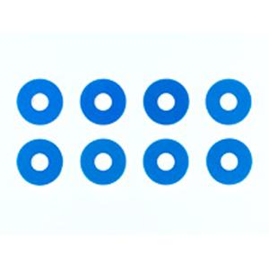 OP.1573 0.75mmホイールスペーサー ブルー ストア 8枚 54573 ラジコンパーツ タミヤ 高い素材