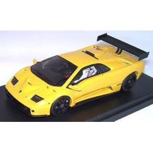 1/43 ランボルギーニ ディアブロ GTR 1999 (メタリックイエロー)【LS337A】 LOOKSMART