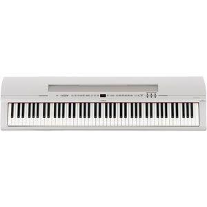 P-255WH ヤマハ 電子ピアノ(ホワイト) YAMAHA Pシリーズ
