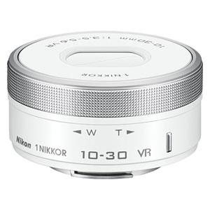 1NVR10-30PDWH ニコン 1 NIKKOR VR 10-30mm f/3.5-5.6 PD-ZOOM ホワイト ※ニコン1マウント用レンズ