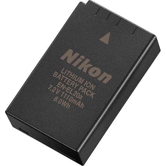 買い物 EN-EL20A ニコン Li-ion 買取 リチャージャブル EN-EL20a バッテリー