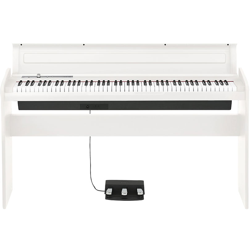 LP-180-WH コルグ 電子ピアノ (ホワイト) KORG LP-180 WH