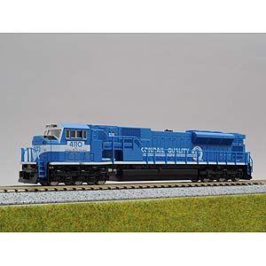 [鉄道模型]カトー (Nゲージ) 176-5501-1 EMD 電気式ディーゼル機関車 SD80MAC Conrail #4110