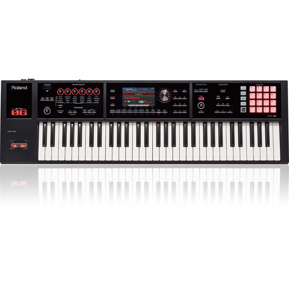FA-06 ローランド 61鍵シンセサイザー Roland Music Workstation