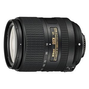 AFSDXVR18-300G6.3 ニコン AF-S DX NIKKOR 18-300mm f/3.5-6.3G ED VR ※DXフォーマット用レンズ(24mm×16mm)