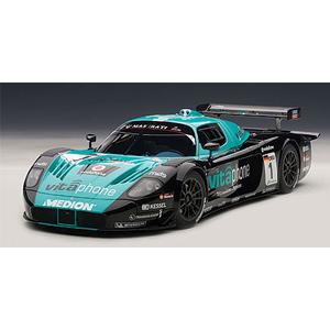 1/18 マセラティ MC12 FIA GT1 2010 #1(ビータフォン・レーシング/M.バルテルス&A.ベルトリーニ)【81035】 オートアート
