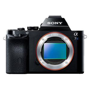 ILCE-7S ソニー デジタル一眼カメラ「α7S」ボディ