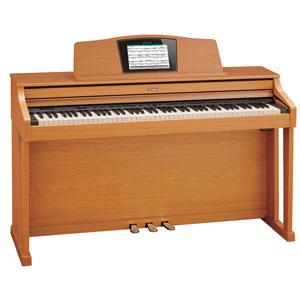 HPI50ELWS ローランド 電子ピアノ(ライトウォールナット調仕上げ)【高低自在椅子&ヘッドホン付き】 Roland Piano Digital