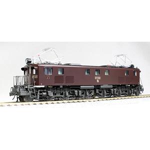 [鉄道模型]ワールド工芸 (12mmゲージ) 国鉄 EF13箱型 27号機 電気機関車 塗装済完成品【特別企画品】
