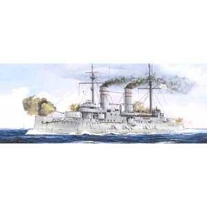1/350 ロシア海軍 戦艦 ツェサレーヴィチ 1917【05337】 トランペッター