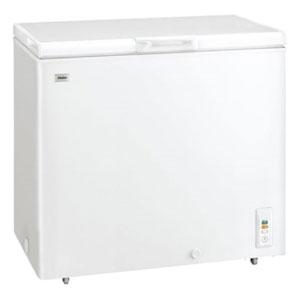 JF-NC205F(W) ハイアール 205L チェストタイプ 冷凍庫(フリーザー)直冷式 ホワイト Haier