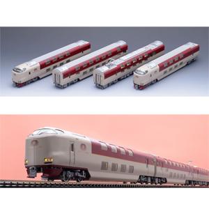 [鉄道模型]トミックス 【再生産】(HO) HO-9001 JR 285系特急寝台電車(サンライズエクスプレス) 基本セットA (4両)