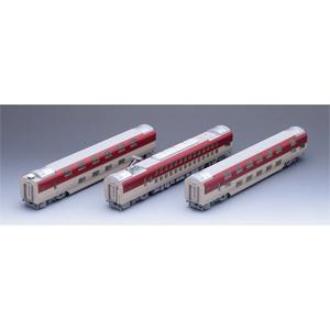 [鉄道模型]トミックス 【再生産】(HO) HO-9003 JR 285系特急寝台電車(サンライズエクスプレス) 増結セットA (3両)