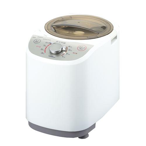MR-E520W ツインバード コンパクト精米器(1~4合) ホワイト TWINBIRD 精米御膳