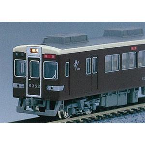 [鉄道模型]カトー (Nゲージ) 10-1245 阪急電鉄6300系 4両増結セット
