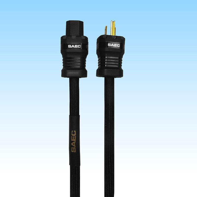 PL-5800-1.5 サエク 電源ケーブル(1.5m) SAEC