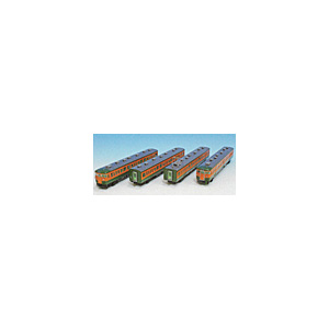 [鉄道模型]でんてつ工房 (HO) HO-003 国鉄 115系 800番台湘南色 基本4両セット