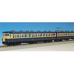 [鉄道模型]でんてつ工房 (HO) HO-004 国鉄 115系 800番台横須賀色 基本4両セット