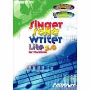 Singer Song Writer Lite 3.0 for Macintosh インターネット