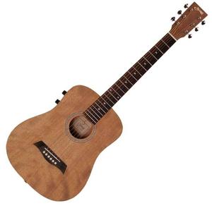 YM-02E/MH S.Yairi(ヤイリ) ミニエレクトリックアコースティックギター(マホガニー) Compact-Acoustic シリーズ