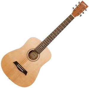 YM-02E/NTL S.Yairi(ヤイリ) ミニエレクトリックアコースティックギター(ナチュラル) Compact-Acoustic シリーズ