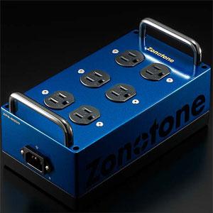 ZPS-6000 ゾノトーン 3P-6口電源タップ Zonotone