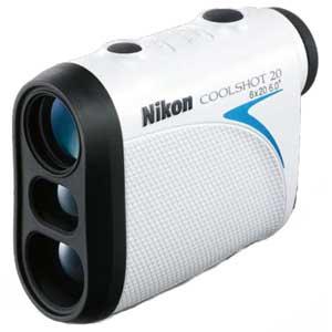 COOLSHOT 20 ニコン 携帯型レーザー距離計「COOLSHOT 20」