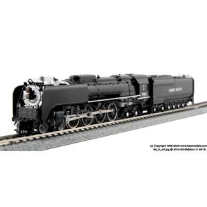 [鉄道模型]カトー 【再生産】(Nゲージ) 12605-2 UP FEF-3 蒸気機関車 #844(黒)