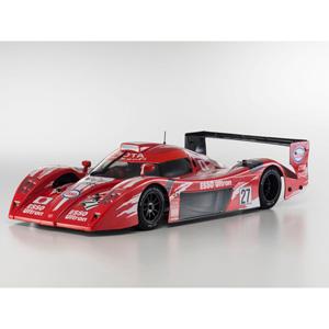 1/12 電動RC組立キット 2WDレーシング ルマンカープラズマLm カーボンバージョン Toyota GT-One TS020 1998 No.27【30927C】 京商