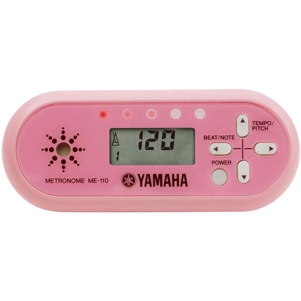 ME-110PK ヤマハ 電子メトロノーム (ピンク) YAMAHA