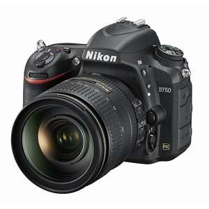 D750LK24-120 ニコン フルサイズデジタル一眼レフカメラ「D750」24-120 VR レンズキット