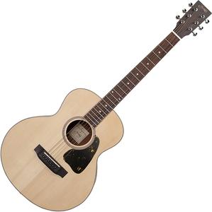 YM-03/NTL S.Yairi(ヤイリ) ミニアコースティックギター(ナチュラル) Compact-Acoustic シリーズ