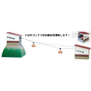 [鉄道模型]トミーテック ロープウェイ