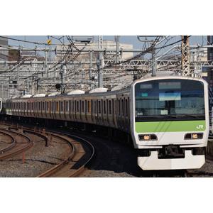 [鉄道模型]トミックス (HO) HO-9005 JR E231 500系通勤電車(山手線) 2両増結セットC