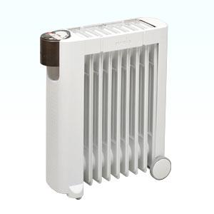 KKE9CVH-S-W ユーレックス オイルヒーター(4~9畳 ホワイト) 【暖房器具】eureks