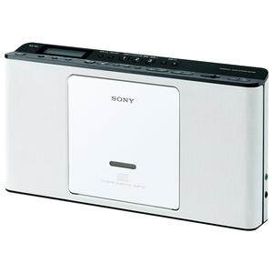 ZS-E80-W ソニー CDラジオ(ホワイト) SONY
