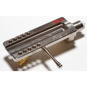 【各種クーポンあり。数上限ございます】HS-6 山本音響工芸 オールチタン製ヘッドシェル【標準型シェルリード線付属】