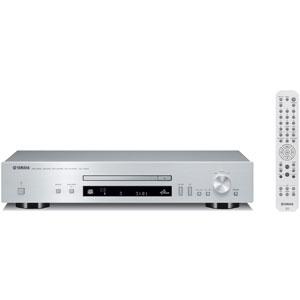 CD-N301S ヤマハ ネットワークCDプレーヤー(シルバー) YAMAHA