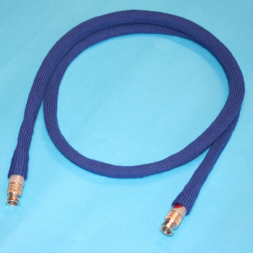 CKL-2.6BNC インフラノイズ クロックケーブル(BNC-BNC)75Ω 2.6m【特別注文仕様】 オルソスペクトラム